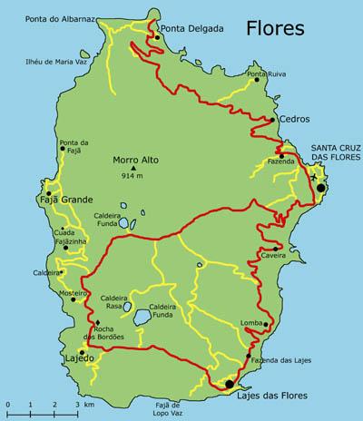 Azoren Karte Weltatlas.Siebenbuerger De Urlaubserlebnisse